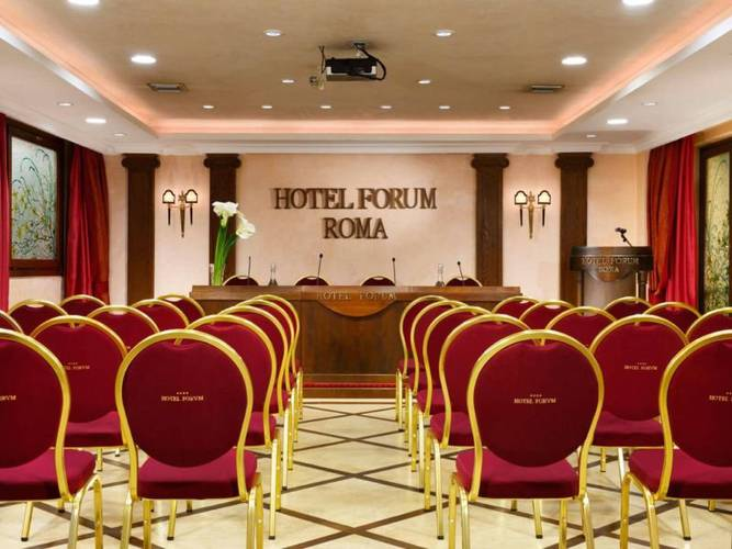 Meeting room hotel forum**** rome