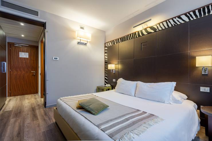 Executive twin room first hotel malpensa**** milano-malpensa