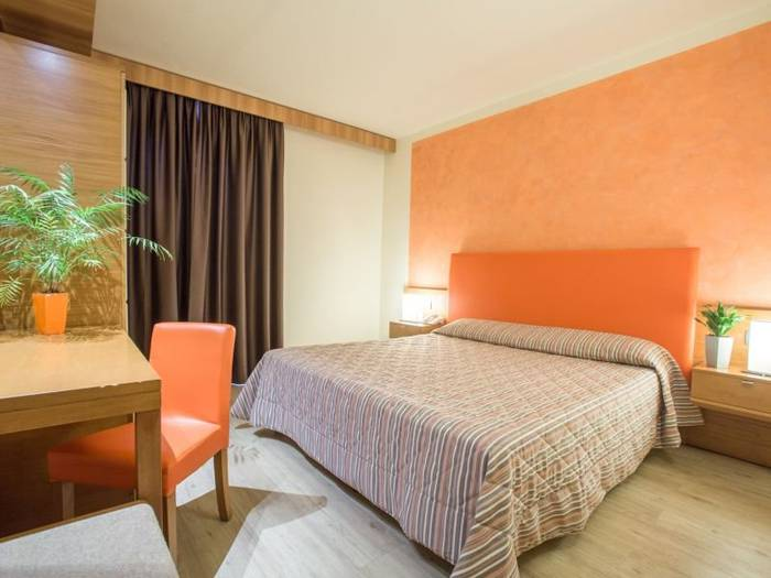 Standard double for single use hotel galilei**** pisa