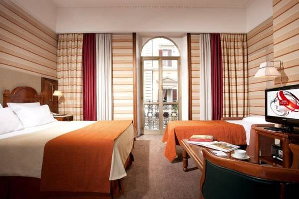 Superior triple room Hotel Mascagni**** in ROME