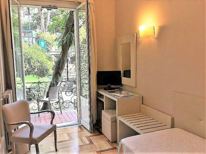 Standard single room hotel metropole & santa margherita**** santa margherita ligure