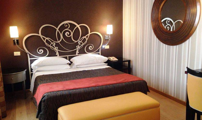 Executive double room hotel panama garden**** rome