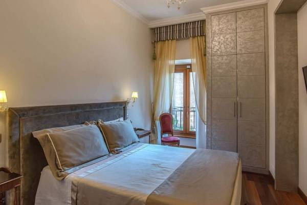 Double room Hotel Forum**** in ROME