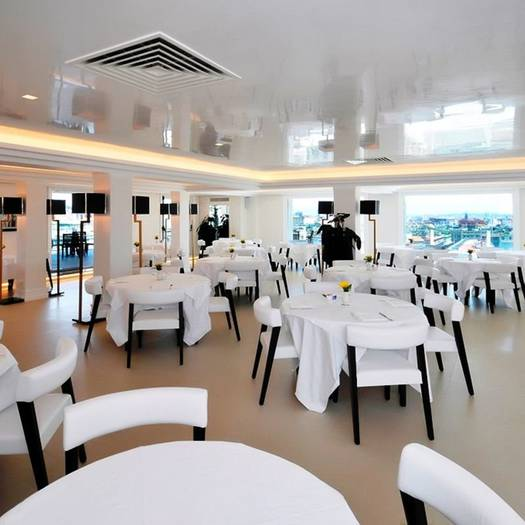 Restaurant grand hotel oriente**** naples