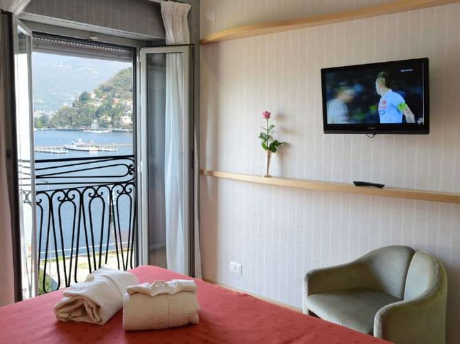 Single room hotel metropole & suisse au lac**** como