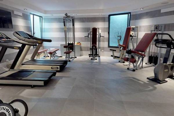 Gym hotel metropole & santa margherita**** santa margherita ligure