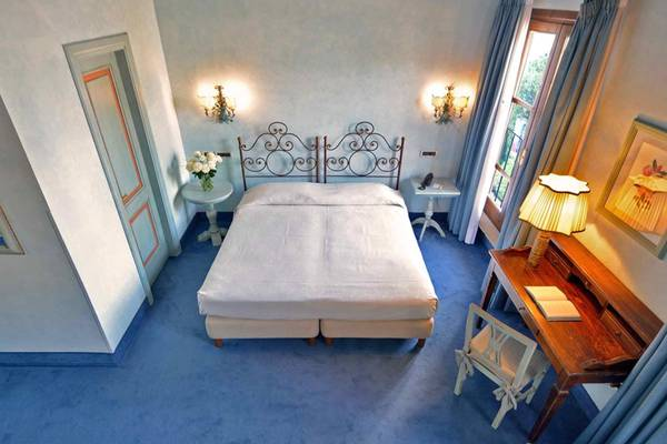 Classic room eith double or twin beds Hotel Boccaccio**** in PISA-CALCINAIA