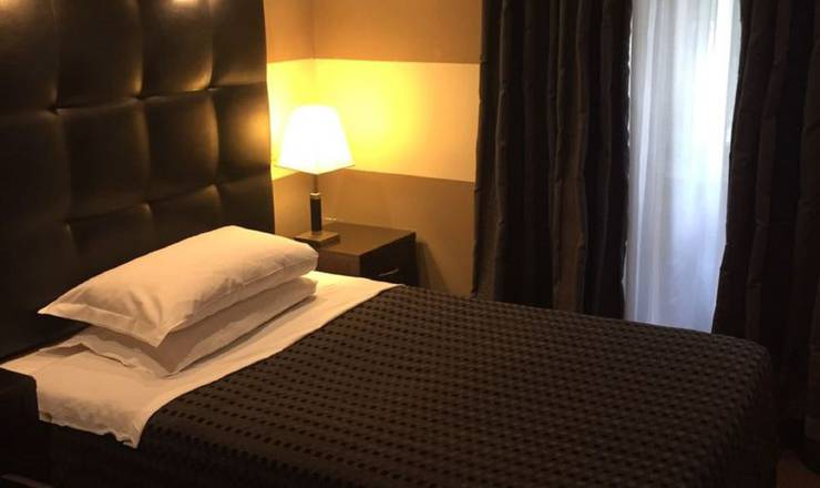 Superior single room hotel panama garden**** rome