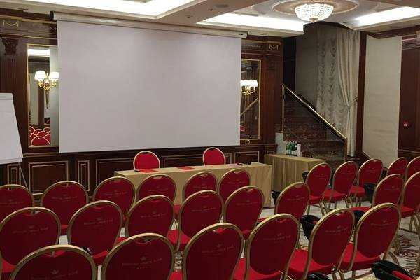 Meeting andreola central hotel**** milano