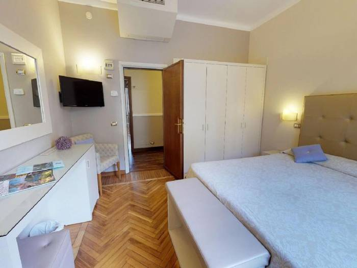 Standard double room hotel metropole & santa margherita**** santa margherita ligure