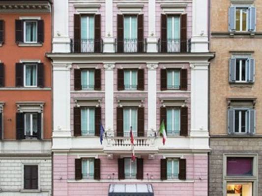 Hotel stendhal**** hotel stendhal**** rome