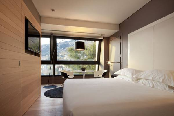 Emotional SPA Junior Suite balcony Hotel Milano Alpen Resort Meeting & SPA**** a CASTIONE DELLA PRESOLANA