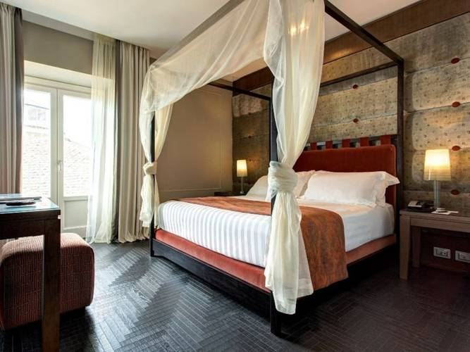 Suite mascagni luxury rooms & suites**** rome