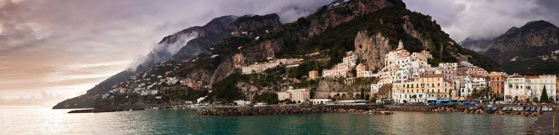 Space Hotels - AMALFI -