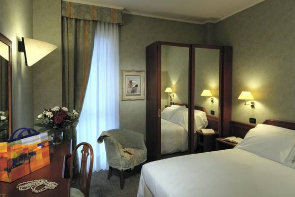 Classic double room Rizzi Aquacharme Hotel & Spa**** in BOARIO TERME