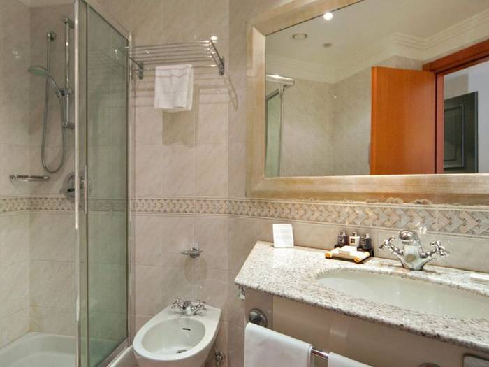 Classic single room hotel ambasciatori rimini****