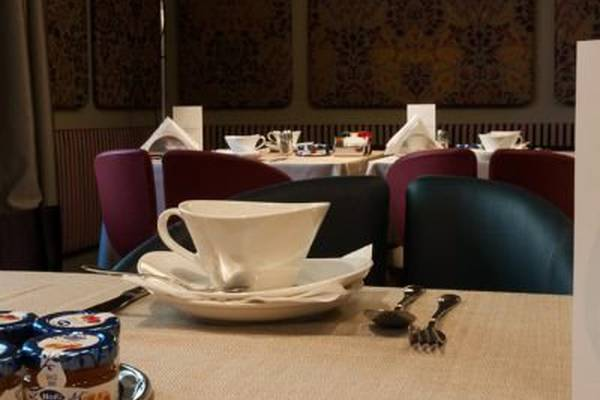 Buffet breakfast stendhal luxury suites**** rome