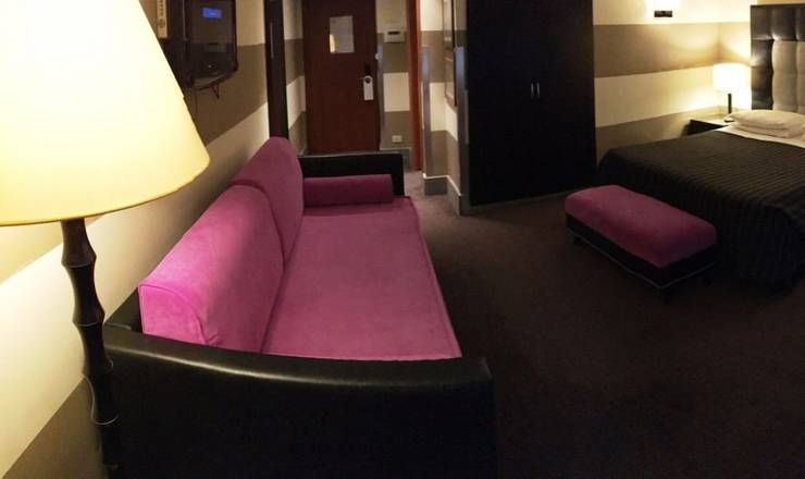Executive triple room hotel panama garden**** rome