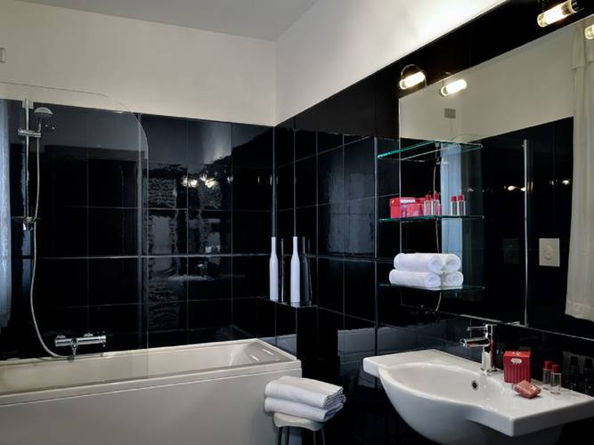 Bathroom hotel carlton*** ferrara