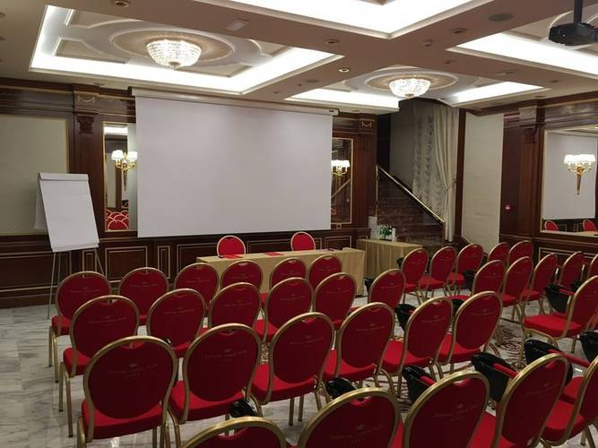 Events andreola central hotel**** milan